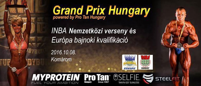 Grand Prix Hungary 8.10.2016, Komárom